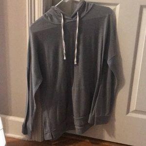 Gray Mossimo Sweatshirt